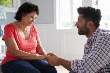 Omgaan met een partner(of naaste) met psychisch probleem