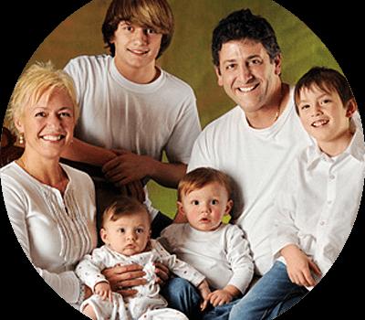 De twee sleutels voor een succesvol samengesteld gezin
